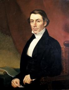 Portrait of John Price Durbin