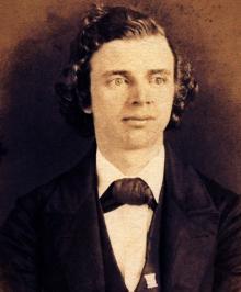 Charles Heydrick, 1860