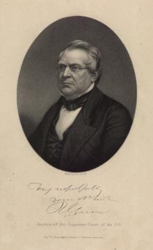 Robert Cooper Grier, c.1850