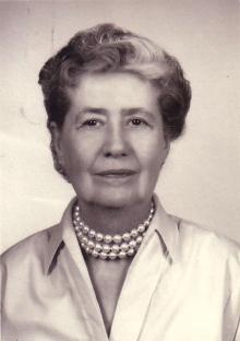 Mary Buckley Taintor, 1959