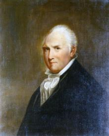 Portrait of John Mitchell Mason