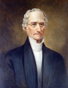 Portrait of William Neill