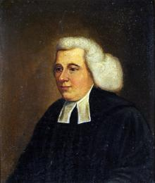 Portrait of Charles Nisbet