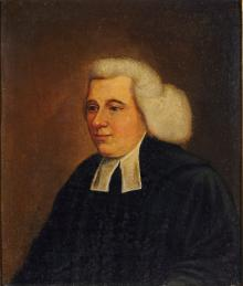 Portrait of Charles Nisbet