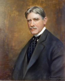 Portrait of Eugene Allen Noble