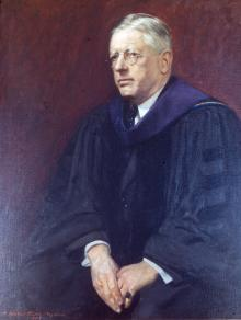 Portrait of Cornelius William Prettyman