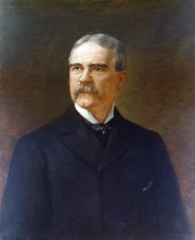 Portrait of George Edward Reed