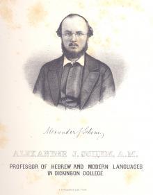 Alexander Jacob Schem (1826-1881)