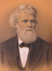Thomas Beaver, c.1885