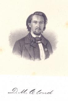 Daniel M. Cloud, 1858