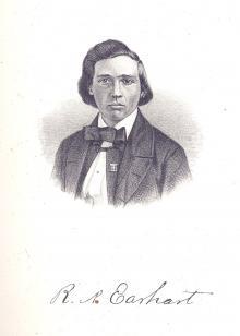 Robert N. Earhart, 1858