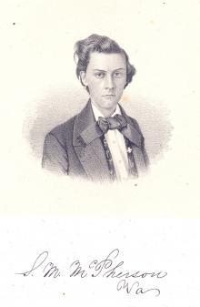 Samuel M. McPherson, 1858