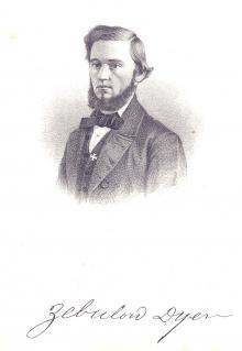 Zebulon Dyer, 1859