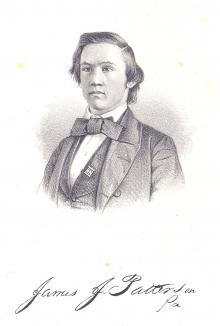 James J. Patterson, 1859
