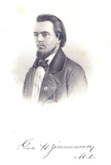George H. Zimmerman, 1859