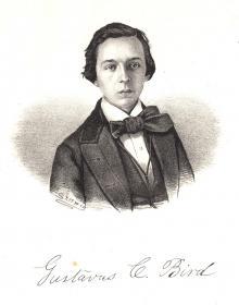 Gustavus Claggett Bird, 1857