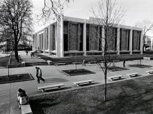 Spahr Library, c.1975