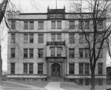 Conway Hall, c.1925