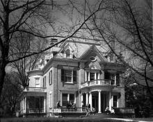 Biddle House, c.1955