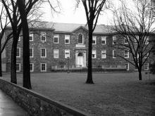 Althouse Hall, 1968