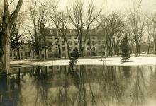 East College, c.1900