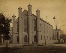 Emory Chapel, c.1890