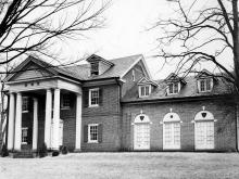 Beta Theta Pi House, 1947