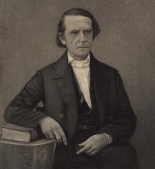 Levi Scott, c.1860
