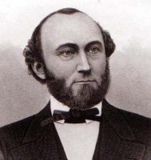 Richard Alexander F. Penrose (1827-1908)