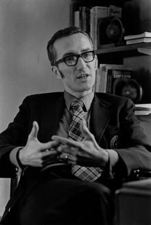 George J. Allan, c.1975