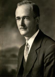 Ralph Schecter, c.1945