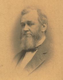 Spencer Fullerton Baird, c.1880