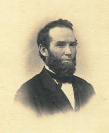 Samuel Dickinson Hillman, c.1865
