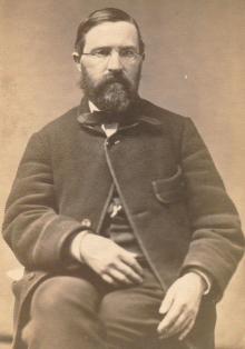 Charles Francis Himes, c.1880