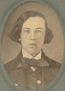 John Southgate Tucker, c.1855