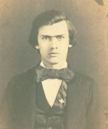 John Henry Grabill, 1860