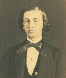 Clarence Gearhart Jackson, 1860