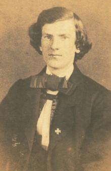 James Lester Shipley, 1860
