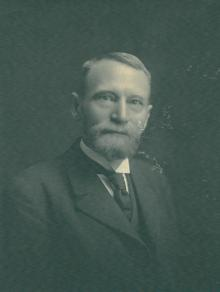 Edward William Biddle, c.1900