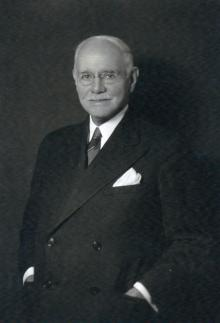 James Hope Caldwell, 1940
