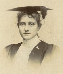 Amy Fisher, 1895