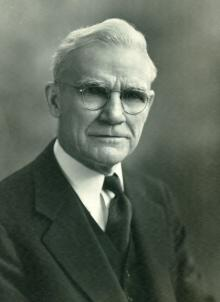 Forrest Eugene Craver, c.1945