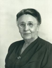Josephine Brunyate Meredith, c.1940