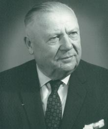Roscoe Osmond Bonisteel, 1959