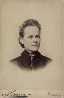 Zatae Longsdorff Straw, 1887