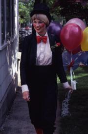 Fancy dress, c.1982