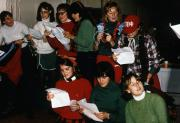 A group of Pi Beta Phi members, c.1983