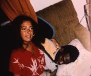 A student falls asleep, c.1983