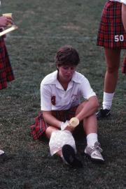 Field hockey player, c.1984