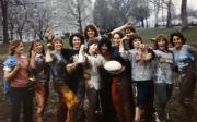 Women's rugby team, c.1985